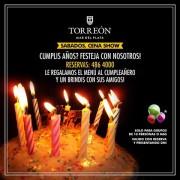 Torreón Promoción Cumpleaños